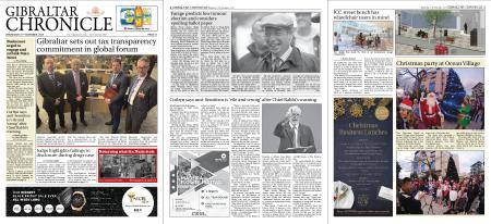 Gibraltar Chronicle – 27 November 2019