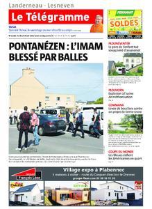 Le Télégramme Landerneau - Lesneven – 28 juin 2019