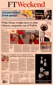 Financial Times UK – 28 September 2019