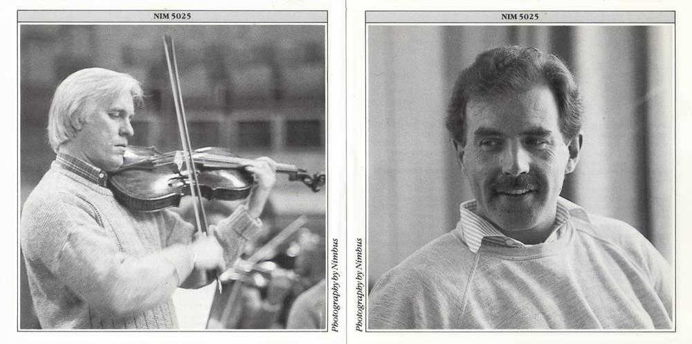 English String Orchestra, Benjamin Britten, William Boughton, Roger Best - Works for String Orchestra (1985)