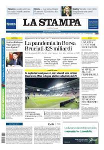La Stampa Torino Provincia e Canavese - 12 Giugno 2020