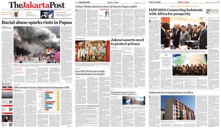 The Jakarta Post – August 20, 2019