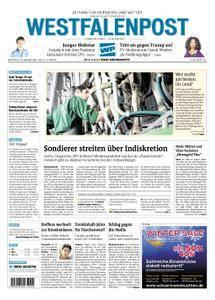 Westfalenpost Wetter - 10. Januar 2018