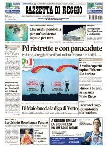 Gazzetta di Reggio - 28 Gennaio 2018
