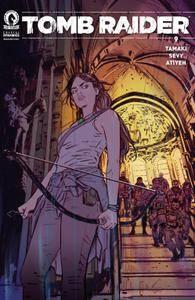 Tomb Raider 009 2016 digital The Magicians-Empire