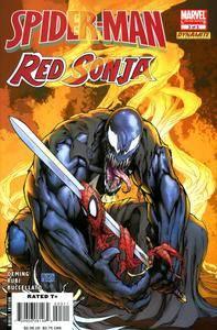 Spider-Man Red Sonja 03 of 5