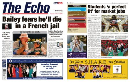 Evening Echo – December 18, 2019