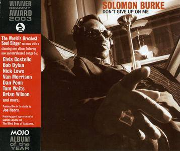 Solomon Burke - Don't Give Up On Me (2002)