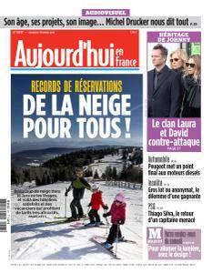 Aujourd'hui en France du Samedi 17 Février 2018