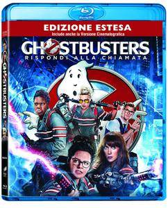 Ghostbusters [EXTENDED] (2016)