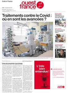 Ouest-France Édition France – 25 août 2021