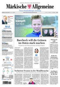 Neue Oranienburger Zeitung - 29. Januar 2018