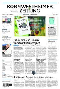 Kornwestheimer Zeitung - 17. Februar 2018