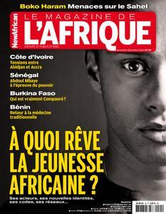 New African, le magazine de l'Afrique - Novembre - Décembre 2012