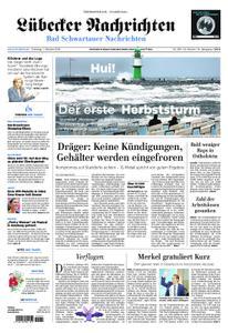Lübecker Nachrichten Bad Schwartau - 01. Oktober 2019