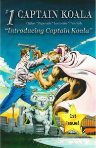 Captain Koala 001 2017 digital TheRastaCrew