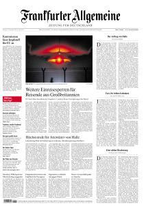 Frankfurter Allgemeine Zeitung - 22 Dezember 2020