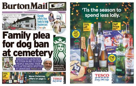 Burton Mail – November 20, 2020