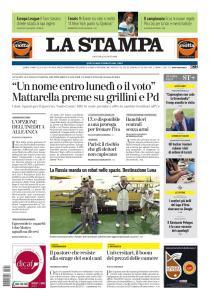La Stampa Imperia e Sanremo - 22 Agosto 2019