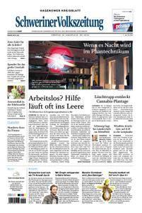 Schweriner Volkszeitung Hagenower Kreisblatt - 30. Januar 2018