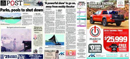 The Guam Daily Post – March 13, 2018