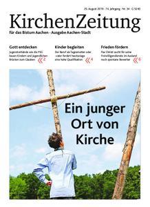 KirchenZeitung für das Bistum Aachen – 25. August 2019