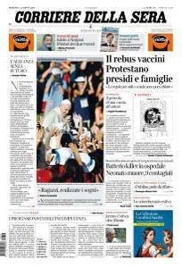 Corriere della Sera - 12 Agosto 2018