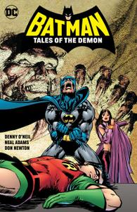 Batman-Tales of the Demon 2020 digital Son of Ultron
