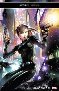 Black Widow 001 2019 Digital Zone