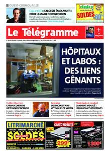 Le Télégramme Ouest Cornouaille – 11 janvier 2020