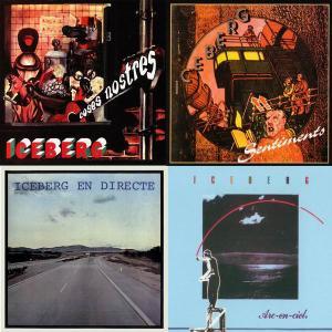 Iceberg - 4 Albums (1976-1979) [Reissue 1997-2009]