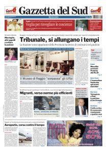 Gazzetta del Sud Reggio Calabria - 6 Gennaio 2017