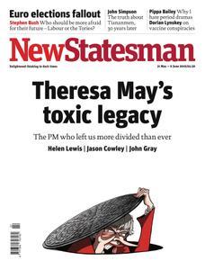 New Statesman - 31 - 6 June 2019