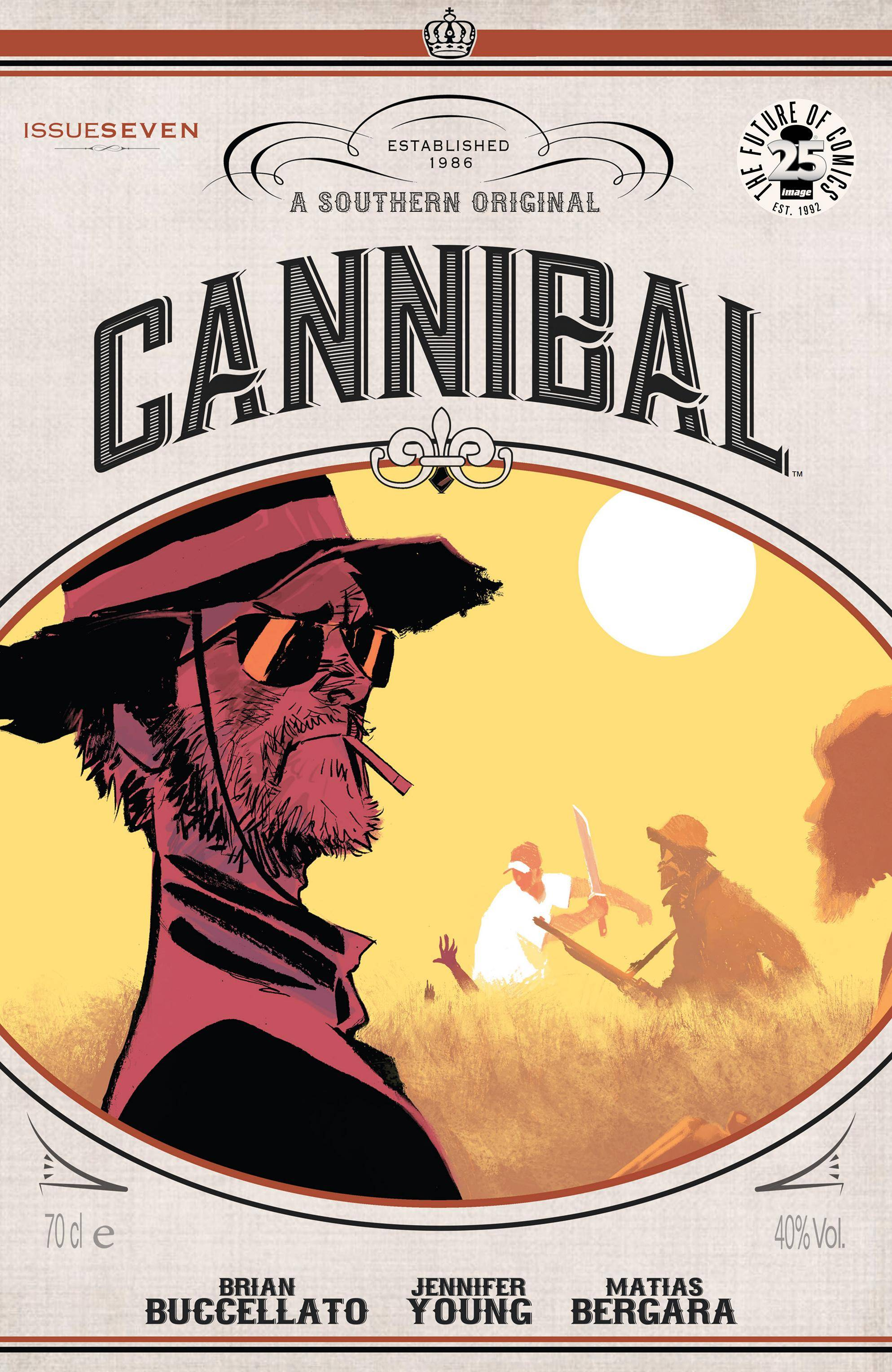 Cannibal 007 (2017) (digital) (d'argh-Empire