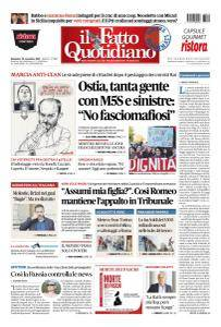 Il Fatto Quotidiano - 12 Novembre 2017