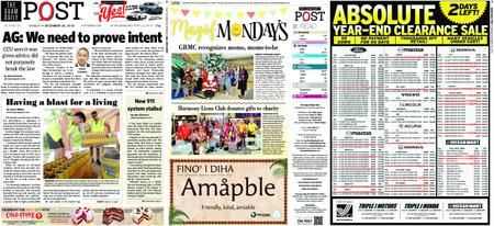 The Guam Daily Post – December 30, 2019