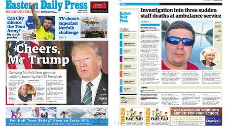 Eastern Daily Press – February 01, 2020