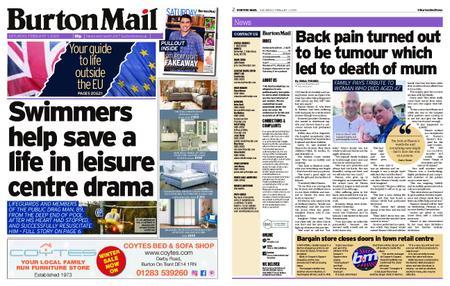 Burton Mail – February 01, 2020