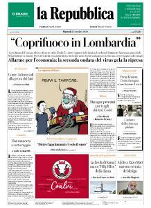 la Repubblica - 20 Ottobre 2020