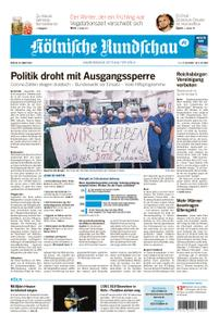Kölnische Rundschau Wipperfürth/Lindlar – 20. März 2020
