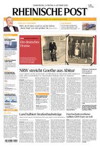 Rheinische Post – 03. Oktober 2019