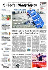 Lübecker Nachrichten Ostholstein Süd - 10. Juni 2018