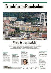 Frankfurter Rundschau Main-Taunus - 15. August 2018