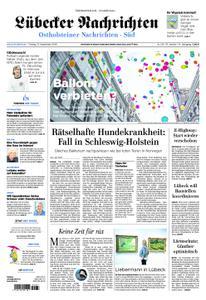 Lübecker Nachrichten Ostholstein Süd - 13. September 2019