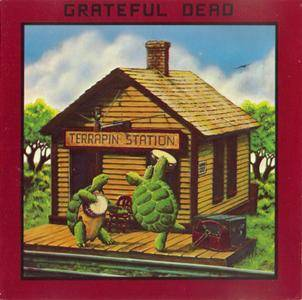 Grateful Dead - Terrapin Station (1977) {1986, US 1st Press}