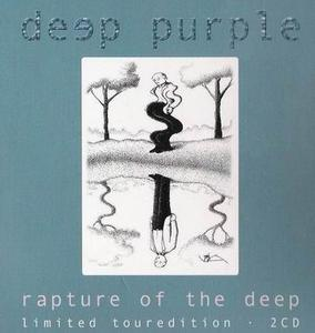 Deep Purple - Rapture Of The Deep(Limited Touredition 2 CD) © 2006 Edel Records