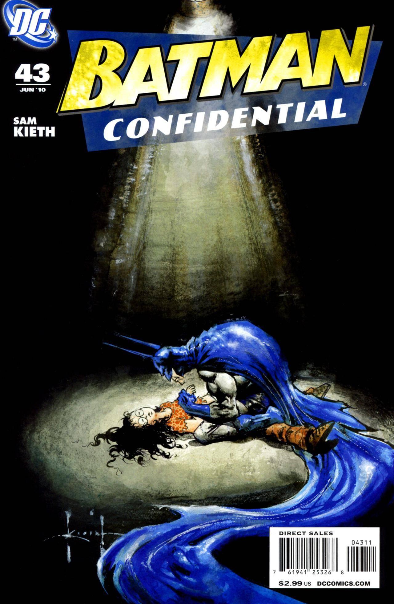 Batman Confidential 043 2010