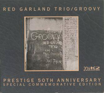Red Garland Trio - Groovy (1957) {Prestige PRCD-7113-2 20bit K2 rel 1999}