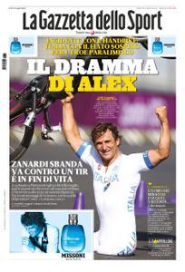 La Gazzetta dello Sport Roma – 20 giugno 2020
