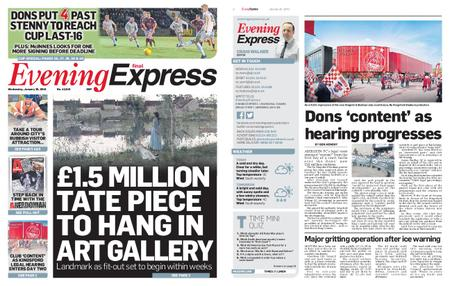 Evening Express – January 30, 2019